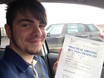 Driving Lessons Cheltenham - High 1st Time Pass Rate. Read 100+ Reviews